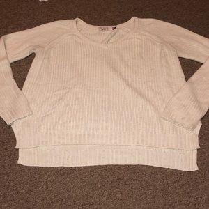 Cute off-white sweater